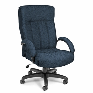 OFM Big & Tall Hi-Back Executive Chair - 710 - Click to enlarge
