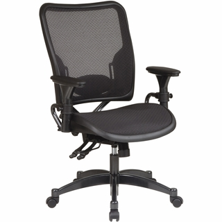 Office Star Space Dual-Function Managers Chair -6236 - Click to enlarge