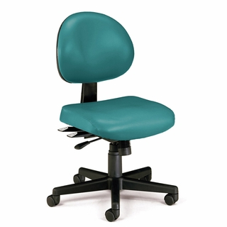 OFM 24-Hour Vinyl Computer Task Chair - 241-VAM - Click to enlarge