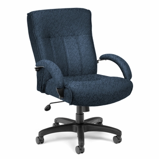 OFM Big & Tall Mid-Back Executive Chair - 711 - Click to enlarge
