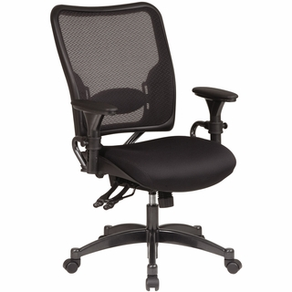 Office Star Space Professional Dual-Function Managers Chair - 6806 - Click to enlarge