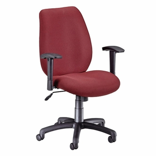 OFM Ergonomic Ratchet-Back Chair - 611 - Click to enlarge
