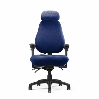 Neutral Posture NP Series High-Back Ergonomic Task Chair - NPS8600-H4 - Click to enlarge