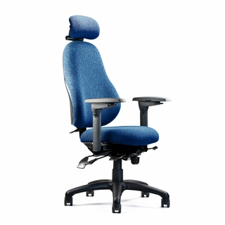 Neutral Posture XSM Petite Series High-Back Ergonomic Task Chair - XSM8300-H4 - Click to enlarge