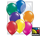 Balloons Jewel Latex Balloons Bulk 100