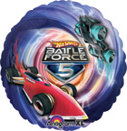 Balloons Hot Wheels Balloon Battle Force 5