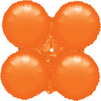 Balloons Orange Magic Arch Balloon