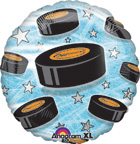 Balloons Hockey Pucks Balloon
