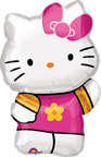 Balloons Hello Kitty Balloon Shaped