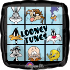 Balloons Looney Tunes Balloon Squares