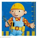 Bob the Builder Beverage Napkins