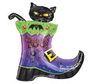 Halloween Balloons Witches Boot