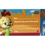 Chicken Little Thank You Notes