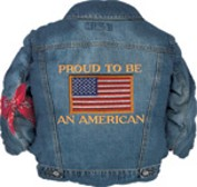 Balloons Proud American Jacket Balloon