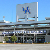 University Of Kentucky Stadium