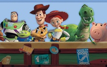 Disney Toy Story Wallpaper Border DK5800bd <br> CLEARANCE!! QUANTITIES LIMITED!!