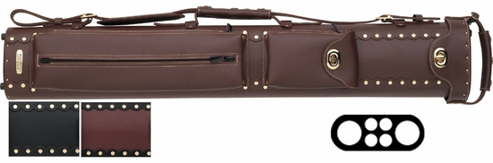 Instroke Pool Cue Case - Cowboy 2 Butts 4 Shafts