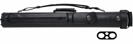 Instroke Pool Cue Case - Premier 2 Butts 2 Shafts