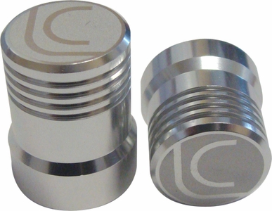 Lucasi Custom Joint Protector Set - Uniloc Stainless Steel