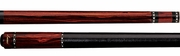 Lucasi LZEWR - Cocobolo with Rings Pool Cue