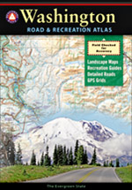 Washington State Road Atlas