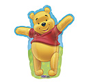 Balloons Winnie the Pooh Shaped Balloon