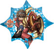 Balloons Bakugan Balloon Shaped