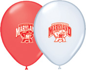 Maryland Terrapins Balloons Latex