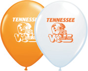 Tennessee Volunteers Balloons Latex
