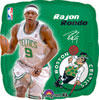 NBA Balloons Boston Celtics Rajon Ronda Player Balloon