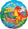 Balloons T Rex Happy Birthday Balloon