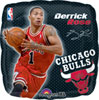 NBA Balloons Chicago Bulls Derrick Rose Player Balloon