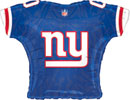 NFL Balloons New York Giants Jersey Shaped Balloon
