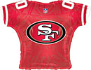 NFL Balloons San Francisco 49ers Jersey Shaped Balloon
