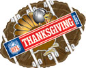 NFL Balloons NFL Thanksgiving Game Day Balloon