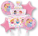 Balloon Bouquets Disney Princess Balloon Bouquet
