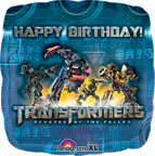 Transformers Balloons Transformers Birthday Balloon