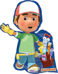 Balloons Handy Manny Balloon Shaped
