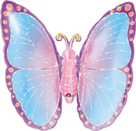 Balloons Butterfly Balloon Prismatic