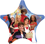 Balloons High School Musical Star Balloon