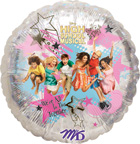 Balloons High School Musical Balloon Holographic