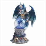 Color Change Dragon Figurine