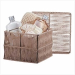 Vanilla Milk Bath & Body Gift Basket