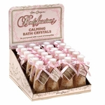 Body Luscious Calming Bath Crystals Display