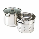 Stainless Steel Pasta Cooker Set