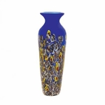 Summertide Art Glass Vase