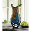 Galaxy Art Glass Vase