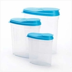 3-Piece Storage Containers