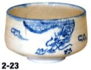 Chawan: Dragon (2-23)