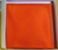 Fukusa: Women's, Orange, Number 7 Silk